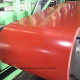 カラーによって塗られる電流を通された鋼鉄が付いている屋根ふきシートGi/Gl