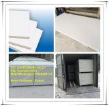 Mampostería seca del cartón yeso y tablón y partición en rústica