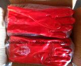 PVC-überzogene Handschuhe 1403