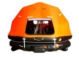 Liferaft inflável do lazer Self-Righting do SOLAS, jangada pequena do iate do lazer, liferaft Lifesaving