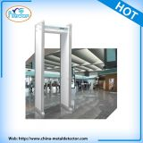 Detectores de metales de la arcada de Arco del marco de puerta de la seguridad