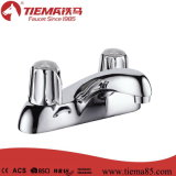 Mélangeur de lavabo à deux poignées en zinc avec haute qualité (ZS2115)
