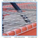 Decking personalizzato della maglia del filo di acciaio per racking del pallet del magazzino