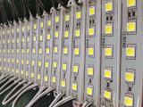 방수 게시판을%s SMD 5050 LED 모듈 다채로운 IP65 DC12V