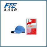 бейсбольная кепка/шлемы крышки Snapback логоса вышивки приспособленные таможней