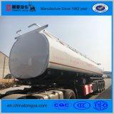 Fabriek 4 van China As 45000 Van de Stookolie Liter van de Aanhangwagens van de Tanker voor Verkoop