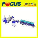 20t/H、40t/H、60t/Hの80t/H小さい移動式アスファルト混合プラント