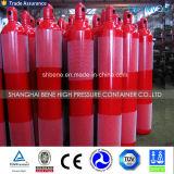 高圧鋼鉄酸素ボンベ