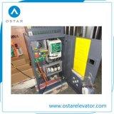 Levantar la modernización con la reparación y el reemplazo del motor del elevador