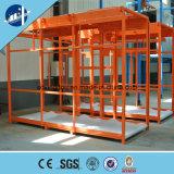 転換の傾斜路の建物の上昇か承認される構築の起重機ISO/Ce/SGS/BV