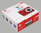 Gewölbtes Papier-Geschenk-Kasten-Farben-Verpackungs-Karton-Kasten (D03)