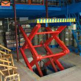 Elevatore verticale idraulico elettrico