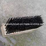 Spazzola di lucidatura di legno del filo di acciaio del supporto (YY-101)