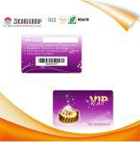 플라스틱 카드를 인쇄하는 학교 학생 ID