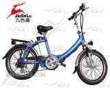 bicyclette se pliante de bâti d'alliage d'aluminium de 36V 250W avec du ce (JSL039Z-2)