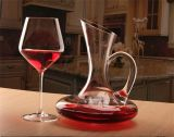 cuvette en cristal en verre de vin de /Cheap de gobelet de 480ml 800ml Handblow