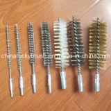 Escova da câmara de ar do fio do nylon/Steel/Ss com parafuso (YY-468)