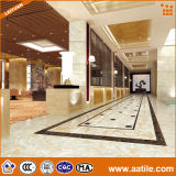 Plus nouveau Home Design High Glossy Marble Flooring Tile pour Kitchen