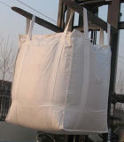 Grand sac de tonne d'angle en travers blanc