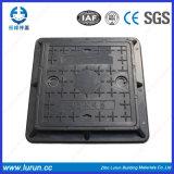 Couvertures d'inspection de couverture de trou d'homme de la route 450X450mm de GV de C/O 350mm