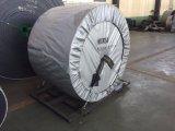 Correia transportadora de borracha para transportar o carvão, a grão, o cimento etc.