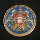 Monete personalizzate di sfida dei militari di alta qualità per il governo