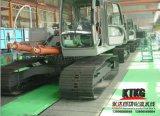 Línea del transportador del vehículo del excavador de Jdsk