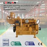 Der hohe Leistungsfähigkeits-mittleren Energien-300kw Motor-Export Lebendmasse-Gas-Generator-des Set-6190 nach Russland
