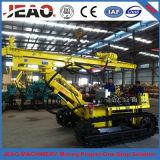 Ventes à l'équipement diesel de forage de roche de chenille hydraulique de moteur diesel du Nigéria Jbp100b 37kw dans la carrière