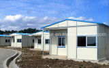 Temporary Housing Using Sandwich Panelのための安いModular House