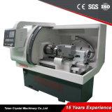 Chargeur à barres Tour électrique CNC sur l'affichage Ck6432A