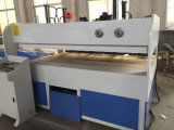 Máquina de mesa de laminação automática de madeira de alta freqüência
