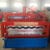 Galzedカラー機械を形作る鋼鉄パネルロール