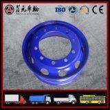 トラックの車輪のRimangバス車輪の縁が付いている11r22.5タイヤの車輪