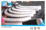Os encaixes de tubulação do aço inoxidável S304 90 graus LR Elbow