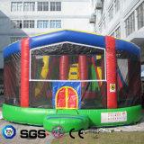 ココヤシ水デザイン膨脹可能な子供のおもちゃの警備員の家の城LG9073