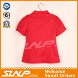 Chemises de coton mignonnes de costume d'été de filles d'usure de gosses
