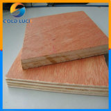 Boa madeira compensada do comum barato do preço 9mm