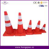 sicurezza stradale riflettente del cono di traffico del PVC di 900mm
