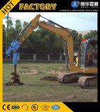 Mini plate-forme de forage de la qualité 70-100m pour l'eau ou pétrole ou mine