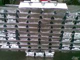 高い等級亜鉛インゴット価格、中国の卸売の1トンあたり亜鉛合金のインゴット99.99%