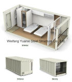 20ft Prefabricated Container House mit Ein-Schlafzimmer Ein Bathroom