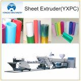 Plastik-pp. materieller Blatt-Extruder der Einzelstück-(YXPC750)