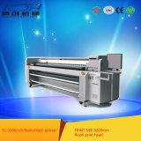 Roulis 3200 pour rouler la machine d'impression de cuir de tissu d'imprimante