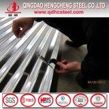SGCCの長い切妻屋根の鋼鉄によって電流を通される波形シート