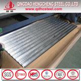 鋼板またはZincalumeの波形シートかGalvalumeの屋根ふきシートに屋根を付けるAluzinc