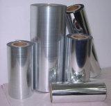 Vmbopp metalizada de BOPP Película de envasado de alimentos blandos