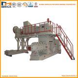 Grande tuile d'argile de capacité faisant la chaîne de production machine