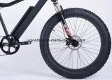 Bicicleta elétrica da montanha com os pneumáticos 26inch de China Guangdong