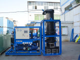 PLCのコントローラが付いている製氷機産業10トンの管の